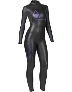 Get your Aqua Sphere Womens Pursuit Wetsuit (Black/Purple) at SportPursuit today. Great brands at discounted prices. Triathlon Wetsuit, Ninja Girl, Womens Wetsuit, Outdoor Brands, Lifeguard, Skin Tight, Bikini Fashion, Catsuit, Bikinis
