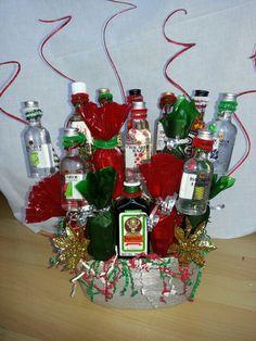 alcohol bouquet