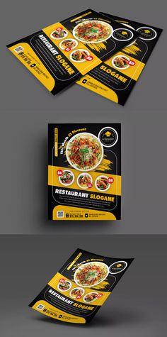 Ideas Fruit Design Ideas Creative Food Art For 2019 Brosure Design, Menu Design, Flyer Design, Design Ideas, Creative Food Art, Creative Flyers, Brochure Food, Restaurant Poster, Menu Flyer