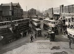 Vauxhall Cross, 1912