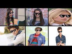 Soy Luna humor - YouTube