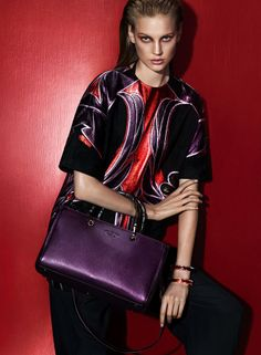 Gucci Spring Summer 2014 Campaign, shot by Mert Alas and Marcus Piggott