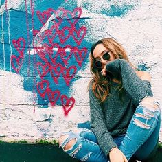 The ~chillest~ girls wear #angelicnyc and so should you