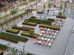 How Mathildeplein Creates a Green Oasis in the City