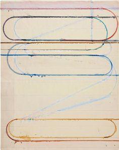 Richard Diebenkorn, Untitled, c.1979, gouache and graphite on paper, Van Doren Waxter, New York, NY