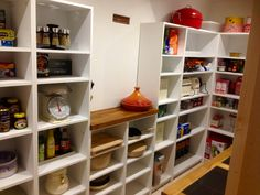 Pantry Pantry, Bookcase, Shelves, Kitchen, House, Home Decor, Ideas, Pantry Room, Butler Pantry