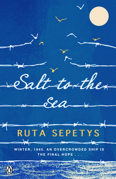UK Edition of Salt to the Sea