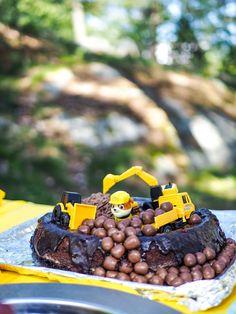 Työmaasynttärit: koristelu, tarjoilu, leikit Toys, Desserts, Activity Toys, Tailgate Desserts, Deserts, Clearance Toys, Postres, Dessert, Gaming