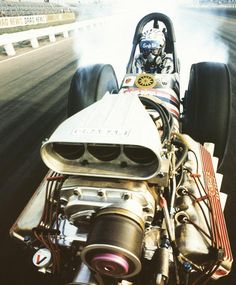 "116 Likes, 4 Comments - Faster magazine (@fastermagazine) on Instagram: ""Light 'em up @nhra #topfuel #dragster #supercharged #thesnake #donprudhomme #kingofthequartermile…"""