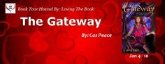 Blog Tour Stop for The Gateway by Cas Peace with Interview and Giveawa