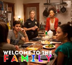 Welcome to the Family: The Fosters