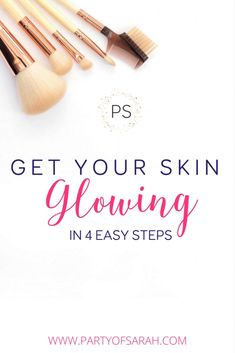 Your skin begins to break down in your early so take good care of it now to prevent wrinkles later! Here's 4 easy tips for all of us busy girls! Skin Care Regimen, Skin Care Tips, Prevent Wrinkles, Clean Face, Cindy Crawford, Best Anti Aging, Beauty Routines, Skincare Routine, Skin Routine