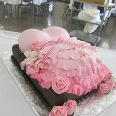 Belly bump baby shower cake by BellaSweet Bakeshop on Facebook