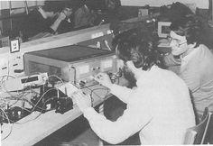 Laboratoire d'Electronique - Etude de l'utilisation du Thyristor