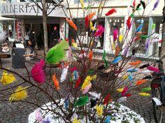 Easter decoration in Sweden