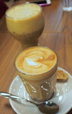 vancouver latte art