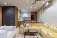 МЕТРАЖ: 60 м2  ДИЗАЙН: ARCA DESIGN Sofa, Couch, Custom Homes, Interior, Furniture, Home Decor, Indoor, Homemade Home Decor, Design Interiors