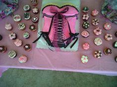 My bridal shower cake :)