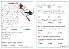 OKUMA ANLAMA METNİ – LEYLEKLER OKUMA ANLAMA METNİ – LEYLEKLER- Okuma anlama metni Özgün bir çalışma olarak pdf formatında hazırlanmıştır. Sitede bulunan çalışmaları özgün içerik.. Read Meaning, Learn Turkish, Turkish Language, Find Work, Reading Passages, Mom Advice, New Perspective, Child Development, Pre School
