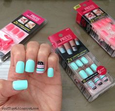 Stuff I Got: imPRESS Press-On Manicure REVIEW