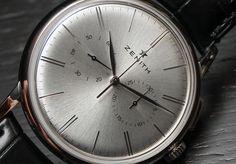 Zenith El Primero Chronograph Classic Watch Hands-On   aBlogtoWatch