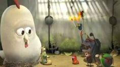 Larva - Chicken.mp4, via YouTube.