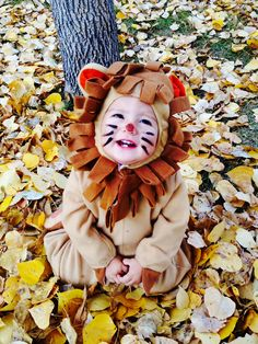 Ra-ra-ra-ra-ra Roar! Mazen from Alberta is dressed as Lion from KidsCBC.ca! #KidsCBCHalloween