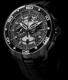 Roger Dubuis Chronograph (Pulsion Collection)