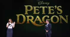 Bryce Dallas Howard Talks 'Pete's Dragon' at Disney's D23 -- Actress Bryce Dallas Howard stopped by the D23 Expo in Anaheim yesterday to promote her live-action/CGI hybrid 'Pete's Dragon'. -- http://movieweb.com/d23-petes-dragon-bryce-dallas-howard/