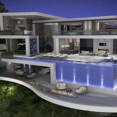 mansiones casas lujo lujosas imagenes interiores planos casa las