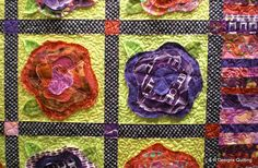 French Roses Quilt Pattern | Thread: French Roses Plus! Quilt