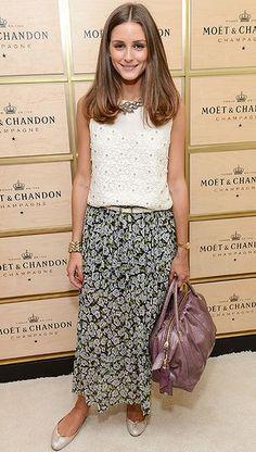 Olivia Palermo - effortless style