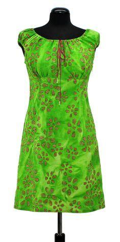 Kleider & Schürzen - Schnittmuster: Kleid Limone (06-64) - ein Designerstück von schnittquelle bei DaWanda