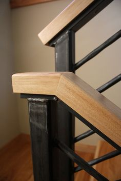 Stair Handrail Detai