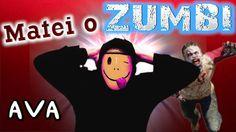 FÃ DE THE WALKING DEAD MATA AMIGO APÓS ACHAR QUE... AVA!!!
