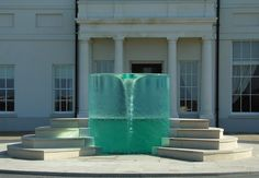 "Water Sculpture ""Charybdis"" by William Pye"