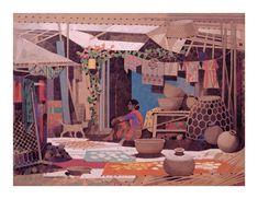 Ravi Paranjape Canvas Prints - ravi paranjape - Picasa Web Albums Indian Illustration, Art File, Indian Paintings, Rural India, Indian Art, Traditional Art, Art Lessons, Art Journals, Folk Art