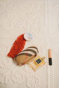 #wedding #accessories #perfume #cologne #Burberry #Chanel #glasscase #headband #lipstick #weddingidea #feelinggood #weddinginspiration #mangostudios Photography by Mango Studios