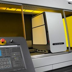 Huntsman Araldite RM machine