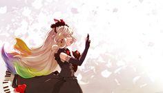 MAYU - Vocaloid fanart by hashima