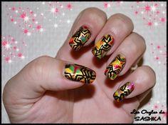 Nail Art by Sashka
