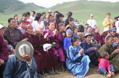 voyage uniquement en yourte d'hôte auprès des familles de nomades.