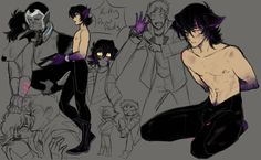 This is how galra keith should look. Hes only part galran, so no he is not going to look like a full galran. Hes gonna look human woth galran traits or galran with human traits.