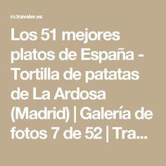 Los 51 mejores platos de España - Tortilla de patatas de La Ardosa (Madrid)   Galería de fotos 7 de 52   Traveler