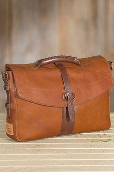 c4ddb1867069 Will Bandon Leather Messenger Bag