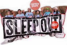 registration for Sleep Out 2013 is NOW OPEN!