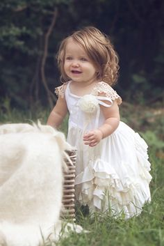 Oh my heart ~ Babycake by Dollcake Clothing - Dolls in the Valley Frock