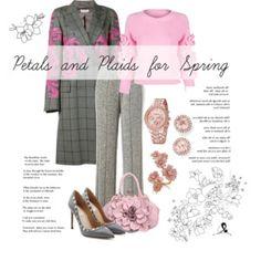 Petals and Plaids