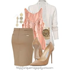 Image detail for -Work Fashion Outfits 2012 Stylish Work Outfits, Summer Work Outfits, Cute Outfits, Classy Outfits, Summer Outfit, Fashion Mode, Work Fashion, Fashion Outfits, Classy Fashion
