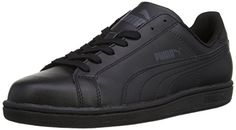 Puma Puma Smash L, Unisex-Erwachsene Sneakers, Schwarz (black-dark shadow 04), 39 EU (6 Erwachsene UK) - http://uhr.haus/puma-6/39-eu-puma-puma-smash-l-unisex-erwachsene-sneakers